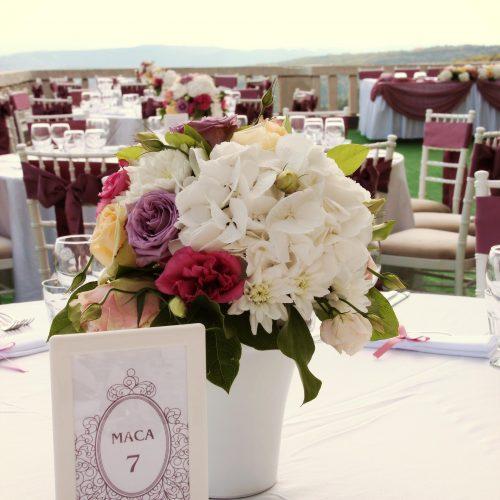 Лятна сватба в бордо
